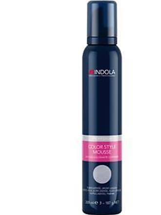 Schwarzkopf Professional Haarfarben Indola Color Style Mousse Schokoladen Braun 200 ml
