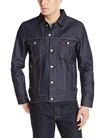 Levi's Mens The Trucker Jacket, Rigid Two, X-Large