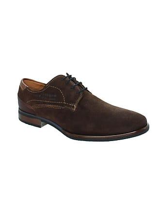 cuir ref Bugatti en ville marron bug41793 Chaussures de rpUq7WSIU