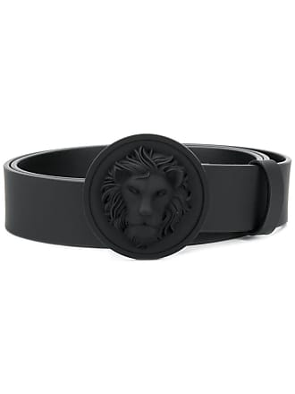 Versus lion buckle belt - Preto