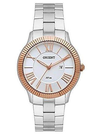Orient Relógio Orient Feminino Ref: Ftss1108 S3sx Casual Bicolor
