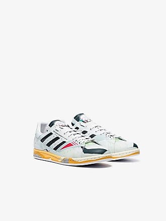 adidas by Raf Simons Multicoloured X Raf Stan Smith Torsion sneakers