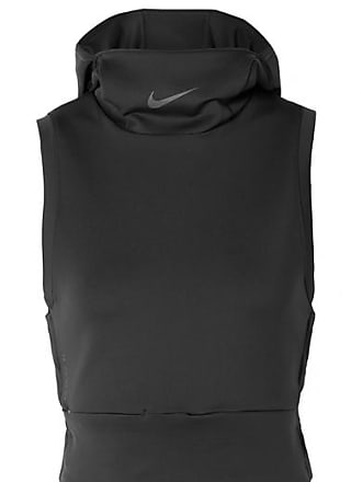 Nike Sweat À Capuche En Jersey Stretch Tech Pack 2.0 - Noir a95e1c0022a