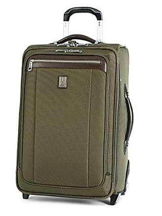 Travelpro Platinum Magna 2 Carry-On Expandable Rollaboard Suiter Suitcase, 22-in., Olive
