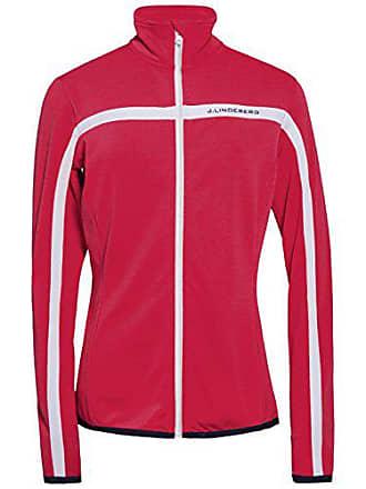 J.Lindeberg Womens W Jarvis Jacket Brushed Fieldsensor, Pink Intense, XS