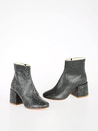 Maison Margiela MM6 6,5cm Leather Ankle Boots size 35