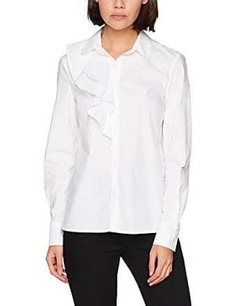 f42a95db388 Morgan Chic.P Chemise Femme Blanc (Off White) 36 (Taille Fabricant