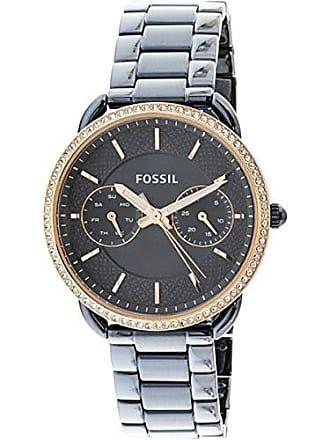 Fossil Relógio Fossil Feminino Tailor - Es4259/4kn