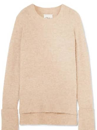 3.1 Phillip Lim Knitted Sweater - Beige