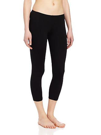 Only Hearts Womens So Fine Cropped Legging, Black, Large