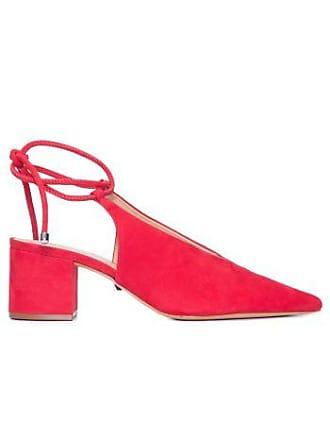 Schutz Sapato Slingback Amarração Schutz - Vermelho