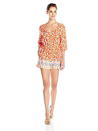 3319febded6 Minkpink Womens Neighborhood Printed Playsuit