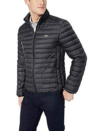 fb9dc51865c2 Lacoste Mens Nylon Easy Pack Down Jacket