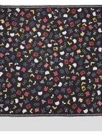 Karl Lagerfeld All-Over Pins Scarf