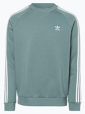 best loved cbbcd 9478a adidas Originals Herren Sweatshirt grün
