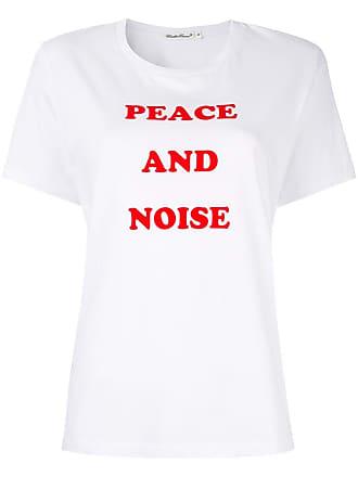 Undercover Camiseta com estampa Peace and Noise - Branco