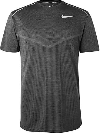 f56505ef535c Nike Ultra Techknit Running T-shirt - Charcoal