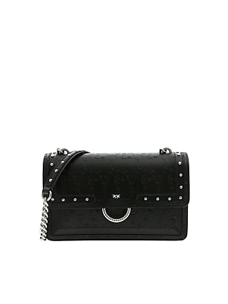 Pinko Love Monogram bag in black