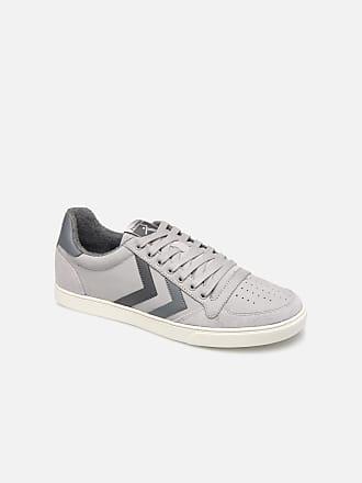 5152d2117ce4c7 Hummel Slimmer Stadil Duo Oiled Low - Sneaker für Herren   grau