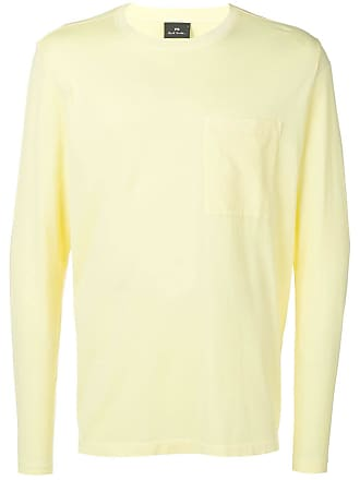 f214141914 Paul Smith Camiseta mangas longas - Amarelo