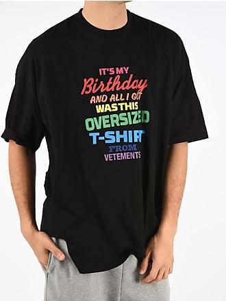 VETEMENTS Oversize T-shirt size S