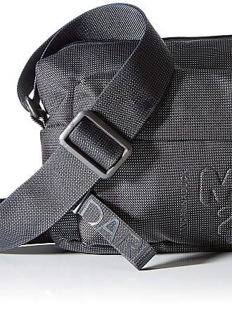 Mandarina Duck Womens MD 20 Handbag, Steel, Taglia Unica