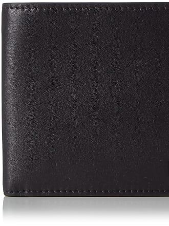 HUGO BOSS Mens Subway Wallet, Black, 1.5x9.5x11 Centimeters (B x H x T)
