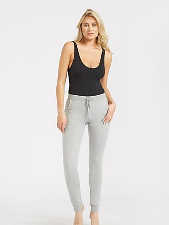 Alloy Apparel French Terry Joggers for Tall Women Heather Grey Size 1XL/35 - Cotton