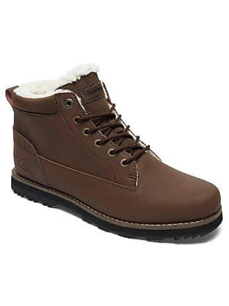 Quiksilver Mission V - Chaussures montantes pour Homme - Marron - Quiksilver eafa848bdec5