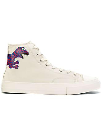 Paul Smith Kirk hi-top sneakers - White