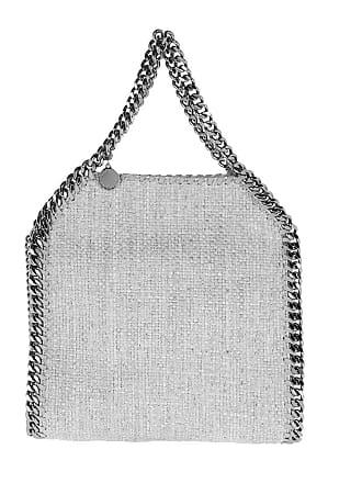 d0953ef50a91c Stella McCartney Falabella Shoulder Bag Cloud Umhängetasche grau