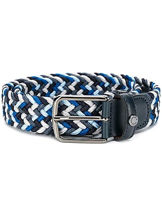 Paul & Shark woven belt - Azul