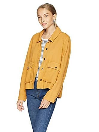 O'Neill Womens Grady Jacket, Golden, XL