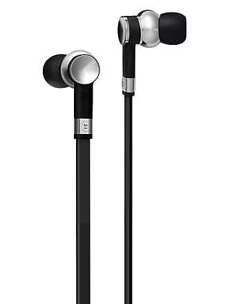 Master & Dynamic ME05 In-Ear Headphones, Silvertone/Black