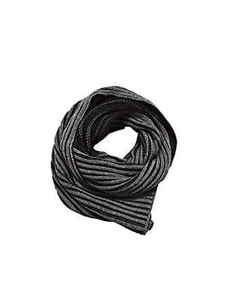 fc5ed44ecc0d EDC by Esprit edc by Esprit Accessoires 108ca2q003, Echarpe Homme, Noir  (Black 001