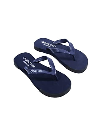 5c16c76eef0 Calvin Klein Mens Beach Slippers with flip-Flops 43 44