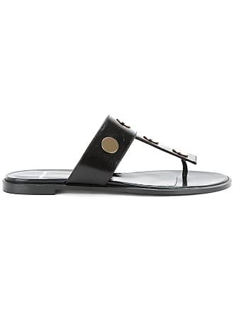 Pierre Hardy Penny sandals - Black