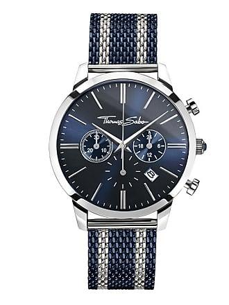 86b6b0b43ecb Thomas Sabo Thomas Sabo Reloj para señor azul WA0285-281-209-42 MM