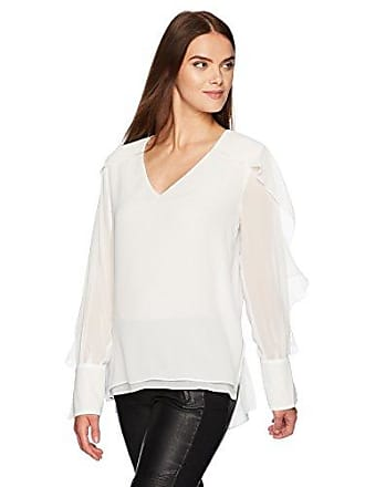 0264bbbe63d71a Bcbgmaxazria® Long Sleeve Blouses − Sale  up to −48%