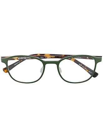 Etnia Barcelona Armação de óculos quadrada - Verde