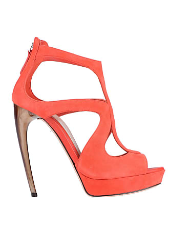 3ff6b44949 Alexander McQueen® Heeled Sandals: Must-Haves on Sale up to −80 ...
