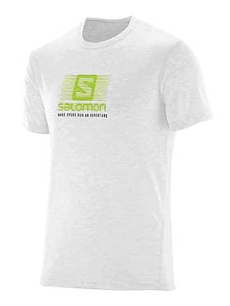 Salomon Camiseta Masculina Running S60708 Branco - Salomon - G