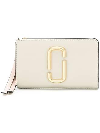 Marc Jacobs Snapshot compact wallet - Grey