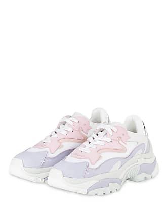3273e737bf2a1a Ash Plateau-Sneaker ADDICT - HELLLILA  WEISS  ROSA