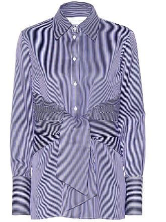 Victoria Beckham Striped cotton shirt