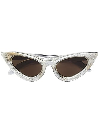 Kuboraum Mask Y3 sunglasses - Metálico
