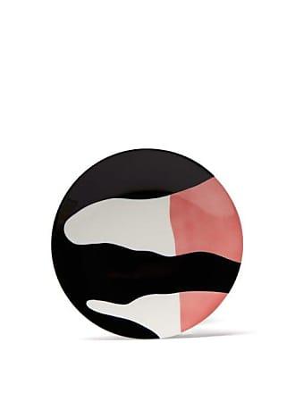 Viso Project X Sargadelos Porcelain Plate - Black Pink