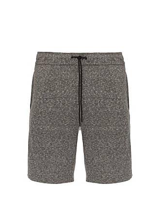 Onia Saul Terry Shorts - Mens - Grey