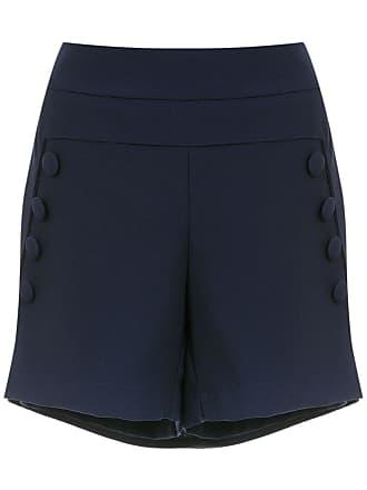 OLYMPIAH Valle Sagrado shorts - Blue