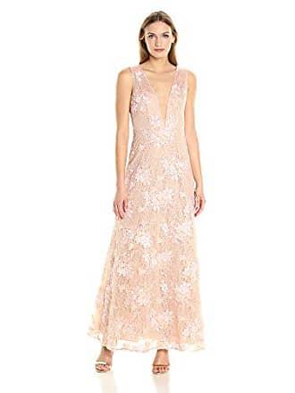 44b991f8d8c2 Bcbgmaxazria BCBGMax Azria Womens Brea Dress, Light Cameo Combo, 6